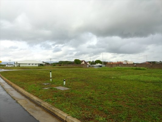 Lihue vacant lot for sale