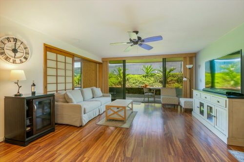 JUST LISTED!  Makahuena Poipu Condo, 2bd, 2bath
